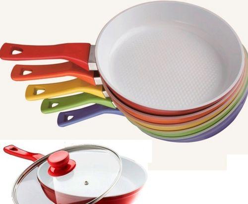 Сковороды из керамики