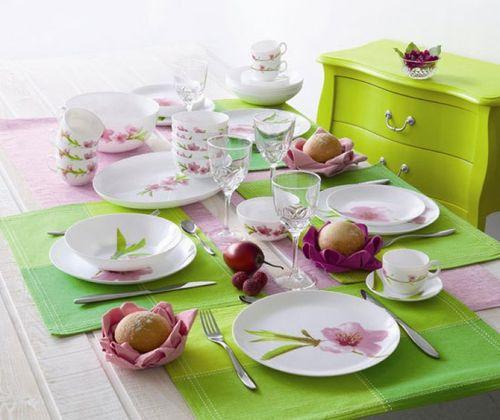 Каким цветом бывает посуда и что выбрать?