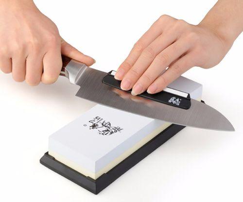 Особенности дамасских кухонных ножей