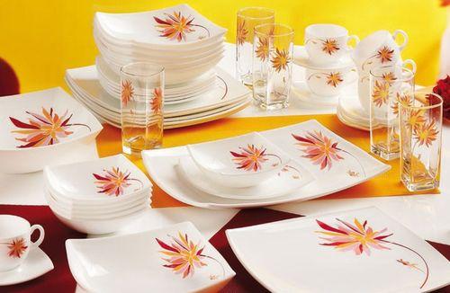 Обзор наборов посуды Luminarc