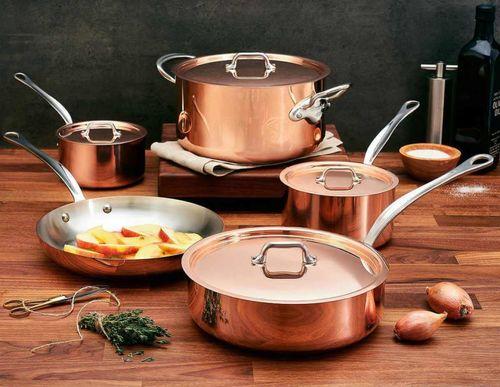 Характеристики и полезные свойства посуды из меди