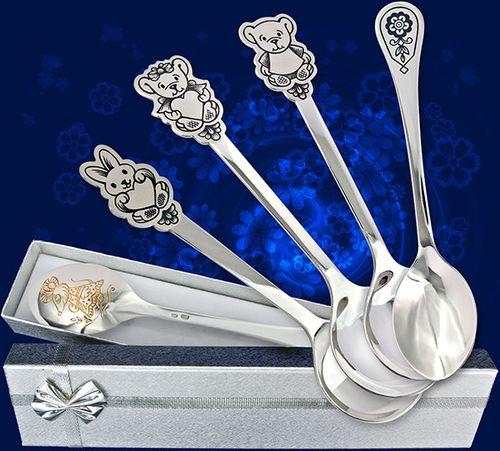 Свойства и виды посуды из серебра
