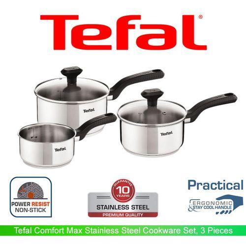 Обзор лучших наборов посуды Tefal