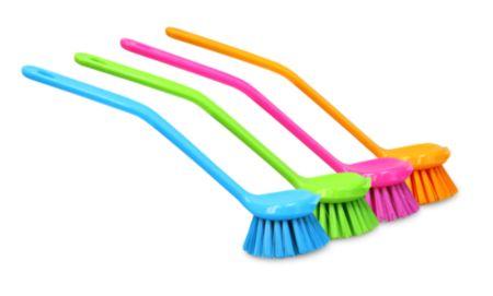 Щетки для мытья посуды с ручкой