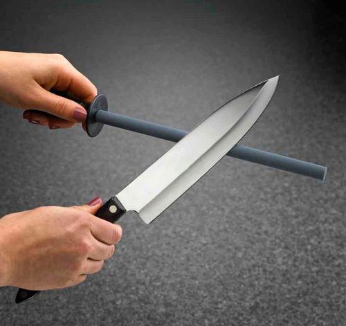 Оптимальный угол заточки кухонного ножа