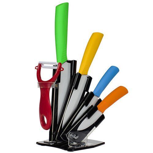 Набор ярких ножей