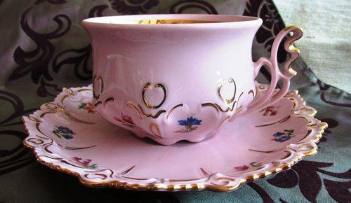 Обзор новинок наборов розовой посуды