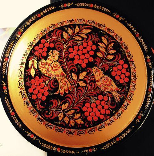 Обзор видов посуды с орнаментом