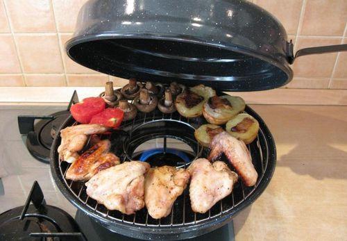 Практичная посуда для приготовления