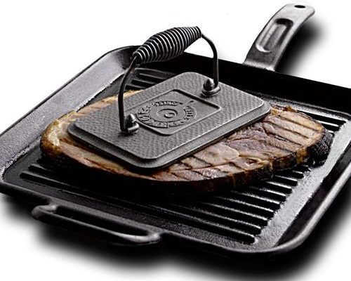 Бабушкин метод жарки мяса