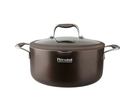 Обзор лучших наборов посуды Rondell