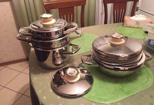Какую посуду предлагает фирма Цептер