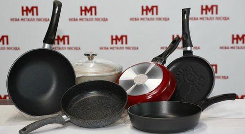Обзор брендов посуды с антипригарным покрытием