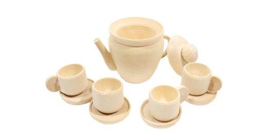 Всё об использовании деревянной посуды