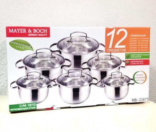посуда Mayer boch