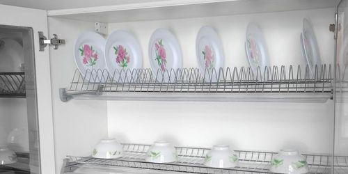 Обзор лучших видов сушилок для посуды с поддоном